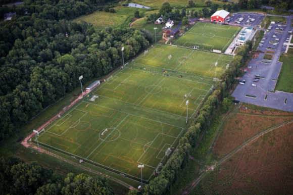 East Coast Premier Cup Facilities